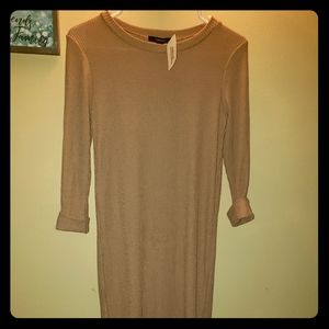Forever 21 Calf Length Dress